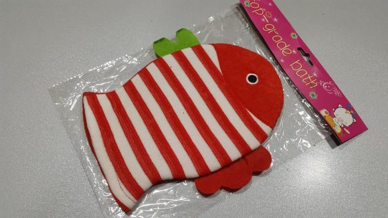 لیف عروسکی ماهی خارجی