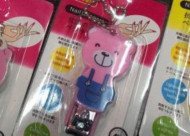 ناخن گیر عروسکی کارتی youmei