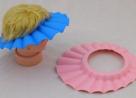 کلاه محافظ حمام مدرج کودک Baby Shower Cap