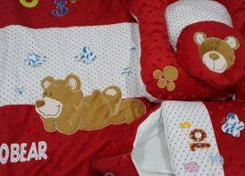 سرویس خواب مخمل خرس بادی