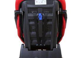 صندلی الیت پلاس نمای پشت رنگ قرمز