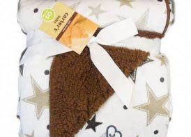 پتو کارترز ستاره قهوه ای