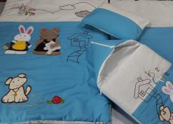 سرویس خواب تترون خرس و خرگوش