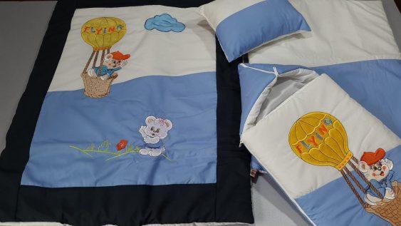 سرویس خواب 4 تیکه تترون خرس و بالن