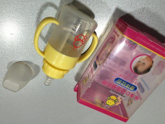 شیر خوری فول اتومات -ضد قطره- تمام سلیکون دسته دار