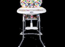 صندلی غذا خوری cute دلیجان الوان نمای رو به رو