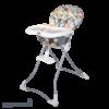 صندلی غذا خوری cute دلیجان الوان نمای کج