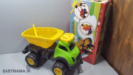 کامیون معدن امین تویز