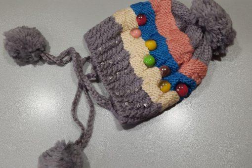 کلاه دخترانه کد 106