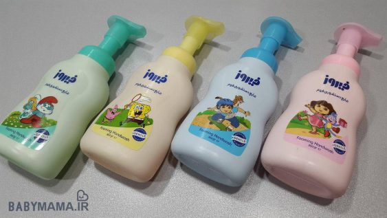 فوم دستشویی کودک