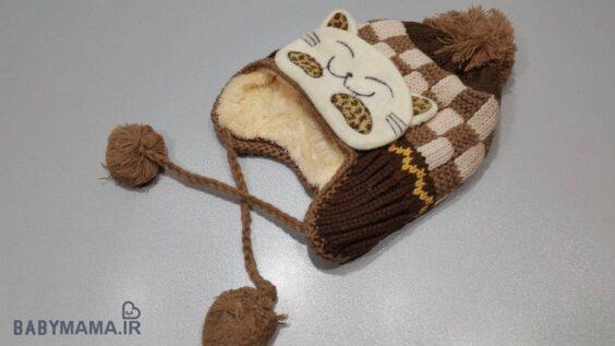 کلاه گربه دو لایه