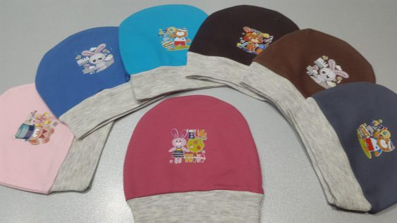 کلاه گرد پنبه