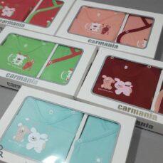 5 تیکه نوزادی کارمانیا رنگی
