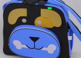 ساک لوازم کودک مدل سگ