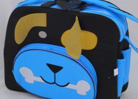 ساک لوازم کودک مدل سگ (1)
