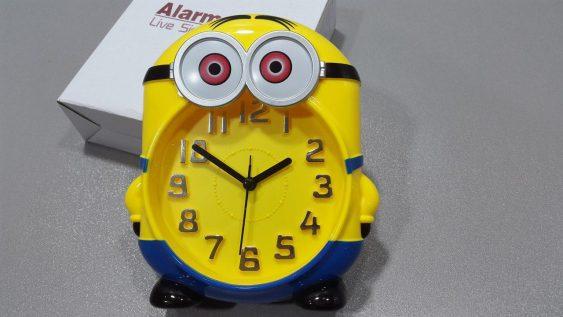 ساعت مینیون
