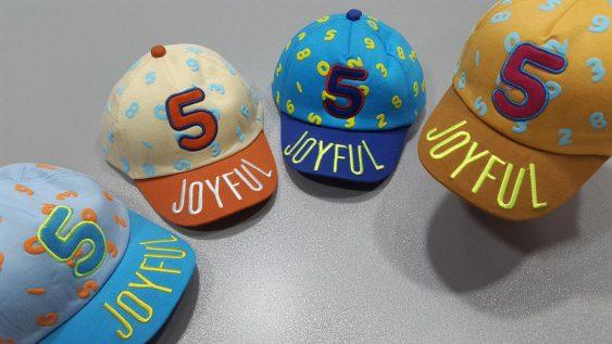 کلاه بسکتبال اعداد