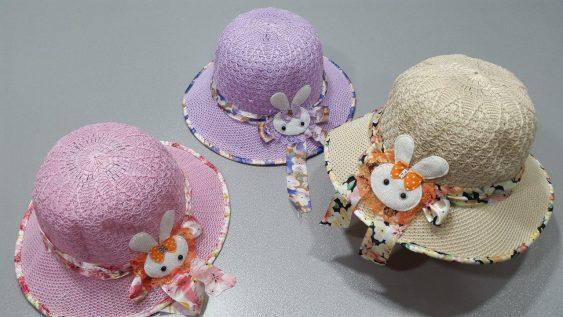 کلاه دخترانه کنفی