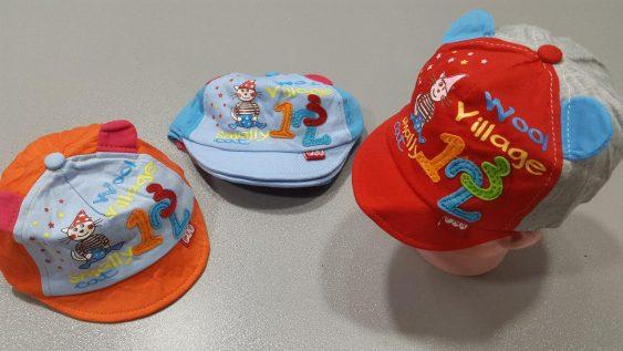 کلاه 123