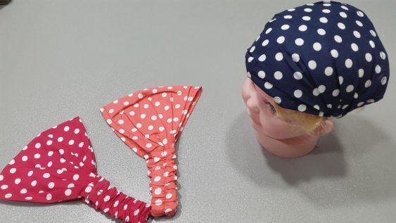 دستمال سر کشی نوزاد مدل 3505-1