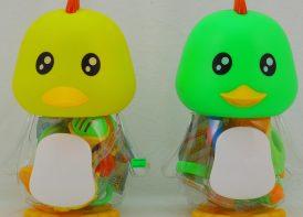 مجموعه جغجغه و دندانگیر مدل اردک