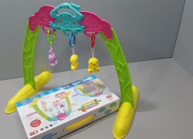 پلی گیم جغجغه ای Baby Portable Body-Building Frame