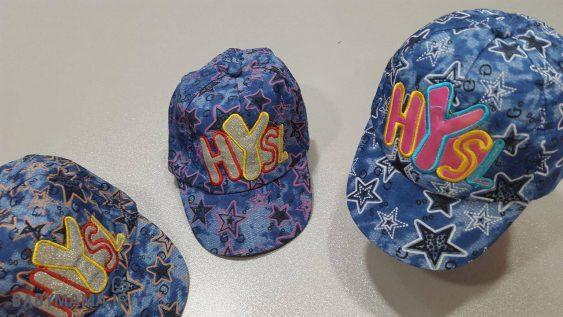 کلاه نقابدار کودک مدل HYSL
