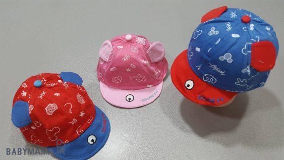 کلاه کتان مدل ccong yu