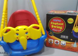 تاب موزیکال کودک مدل فیل