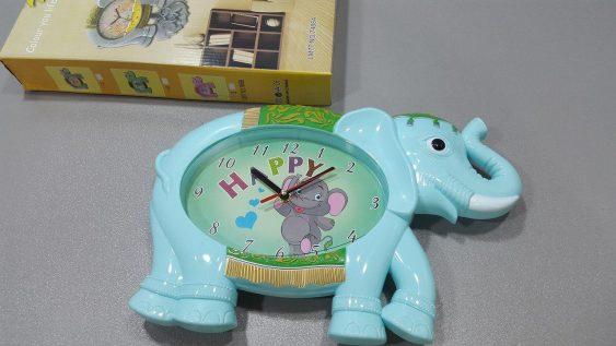 ساعت دیواری مدل فیل