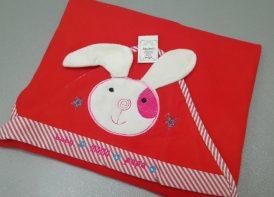 پتو فوتر عروسکی خرگوش ماما پاپا