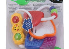 دندانگیر جغجغه ای چراغدار مدل 570