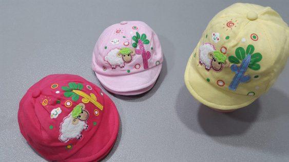 کلاه نوزادی نقابدار مدل درخت