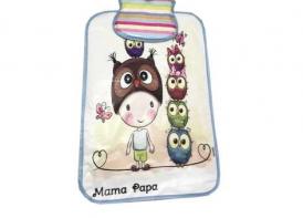 زیر انداز بالشدار چند مدل ماما پاپا