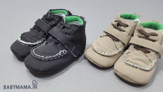 کفش خارجی کودک مدل بوت جیر