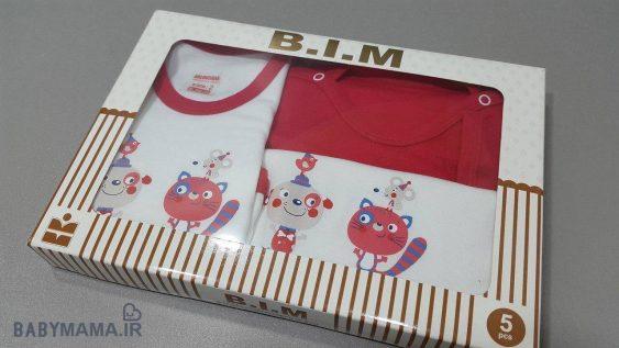 5 تیکه نوزادی BIM مدل گربه