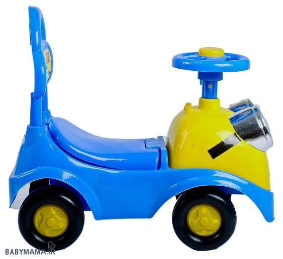 ماشین واکر کودک مدل مینیون