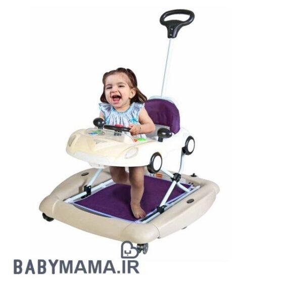 روروئک دلیجان مدل روما   Delijan Roma Baby Walkers