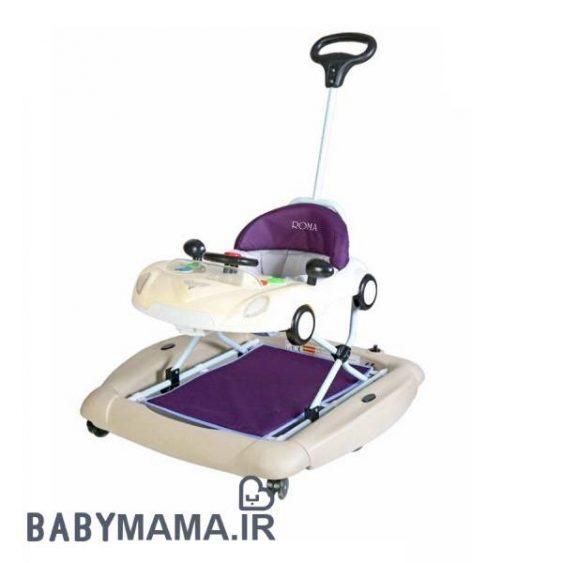 روروئک دلیجان مدل روما | Delijan Roma Baby Walkers |