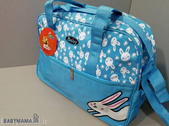 ساک لوازم ضد آب خارجی baby مدل خرگوش