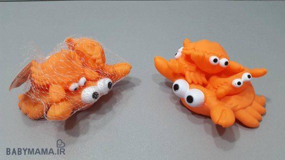 مجموعه پوپت سوتی خرچنگ