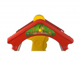 تاب کودک دو نفره Sepideh toys مدل زرافه