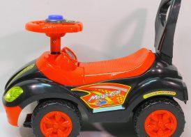 ماشین بازی موزیکال Mega car مدل Sport
