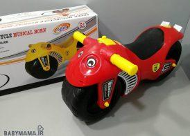 موتور سیکلت موزیکال کودک مدل Horn
