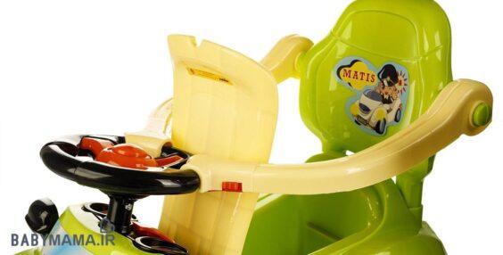 ماشين بازي سواري ارابه مدل ماتیس