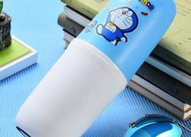 فلاسک جادویی 55 درجه 280 میلی لیتری مدل Doraemon