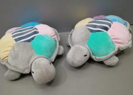 بالش کمکشیردهی جغجغه ای مدل لاکپشت