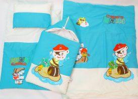 سرویس خواب ۴ تیکه تترون کودک مدل دزد دریایی