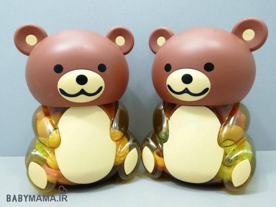مجموعه جغجغه مدل خرس