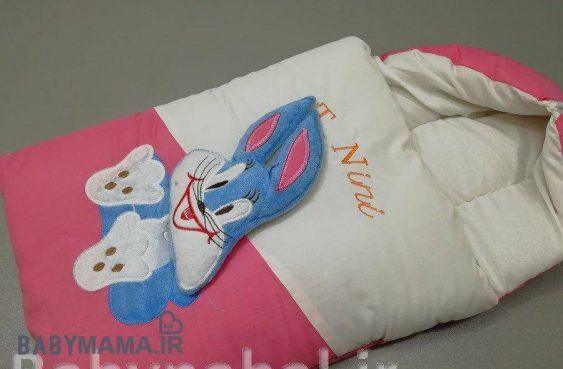کیسه خواب تترون کودک مدل خرگوش